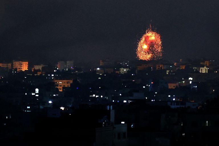 Israel; Gaza; tensión; bombardeo; el mundo