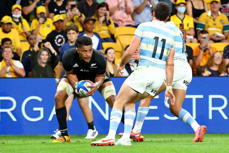 all blacks los pumas, Rugby